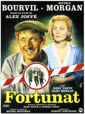 Fortunat - Poster France