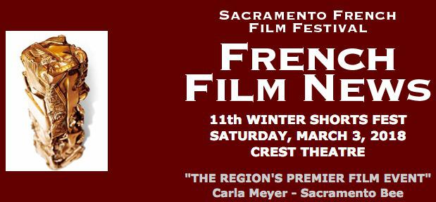 César nominees to be showcased at Sacramento's Winter Shorts Fest