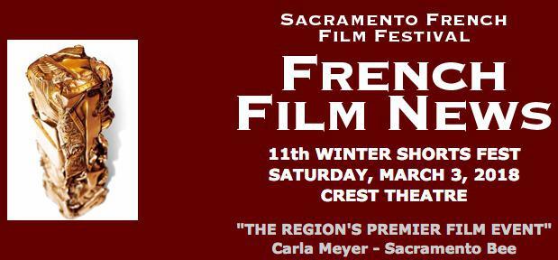 Los Premios César en el Winter Shorts Fest de Sacramento