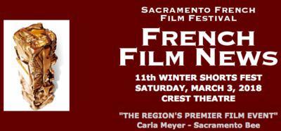 Les César au Winter Shorts Fest de Sacramento
