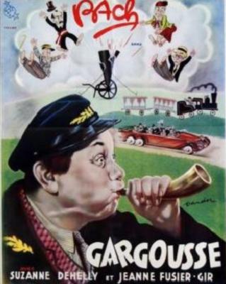 Gargousse - Poster - Belgium