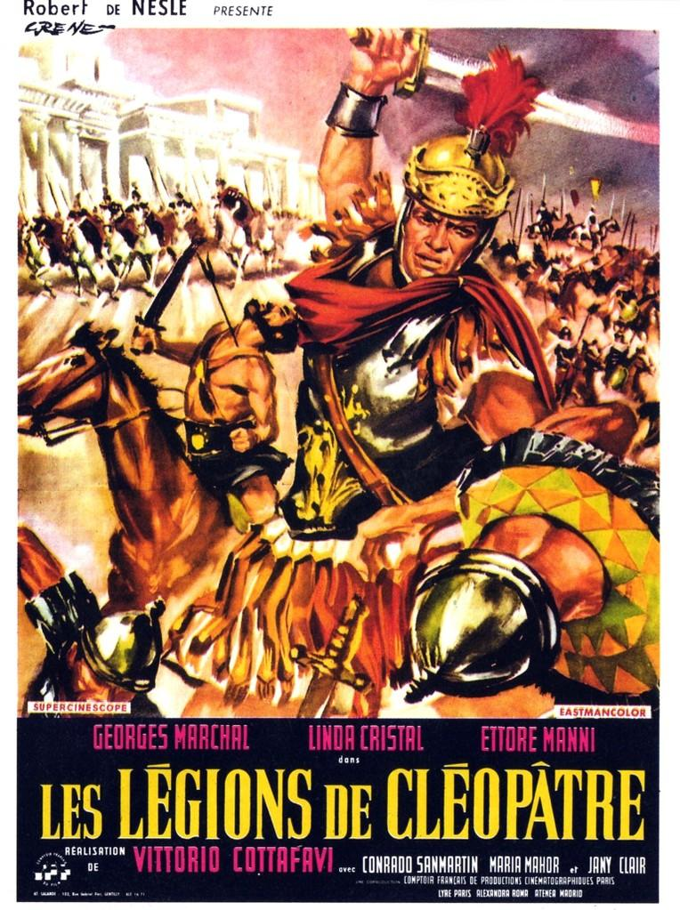 The Legions of Cleopatra/Legions of the Nile
