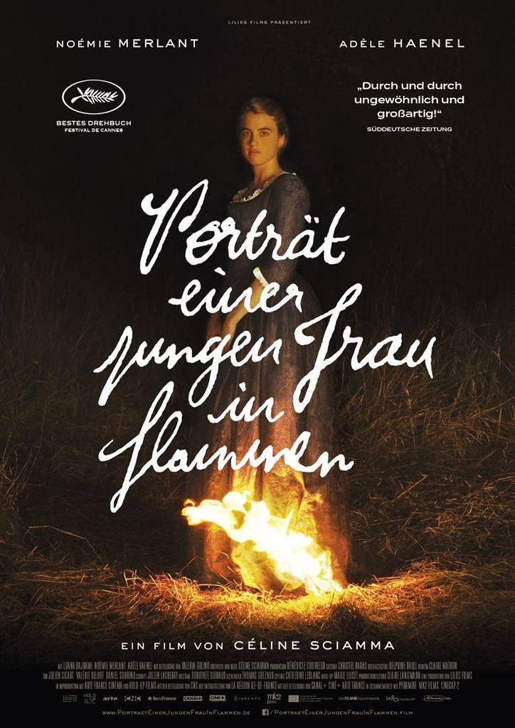 Portrait Of A Lady On Fire De Céline Sciamma 2019 Unifrance