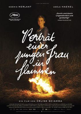 Retrato de una mujer en llamas - Germany