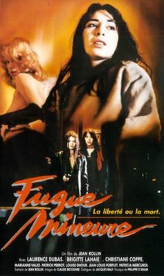 Las Fugitivas - VHS alternative France