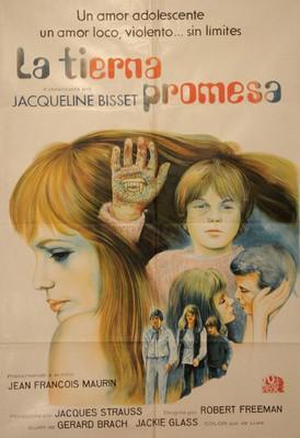 La Promesse (L'Echelle blanche) - Poster Espagne