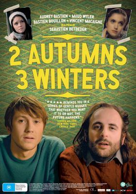 2 Automnes 3 hivers - Poster - Australia