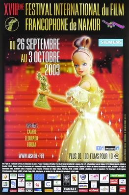 Festival International du Film Francophone de Namur (FIFF) - 2003