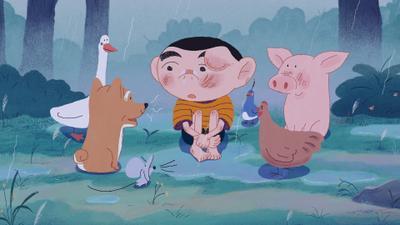 Kiko and the Animals