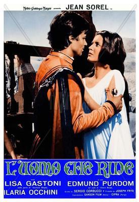 L'uomo che ride - Poster - Italie