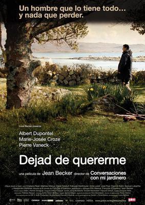 Dejad de quererme - Affiche-Espagne