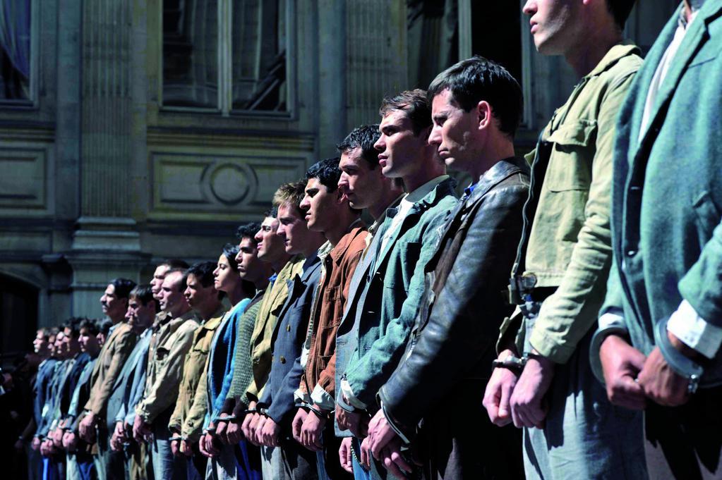 L'Armée du crime - © stephanie braunschweig