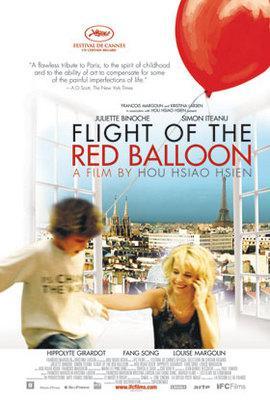 A la recherche du ballon rouge - Poster - USA