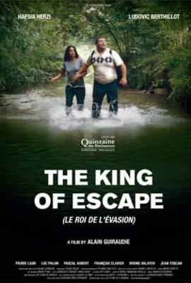 Le Roi de l'évasion - Poster - USA