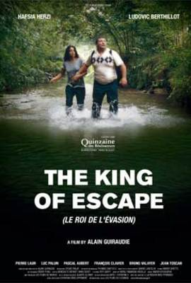 Roi de l'évasion - Poster - USA