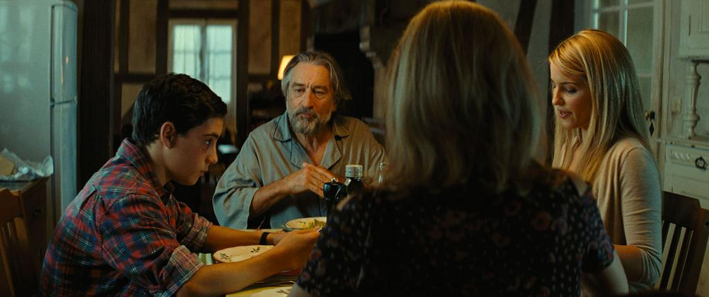 The Family - © Jessica Forde Europacorp- Tf1 Films Production – Grive Productions