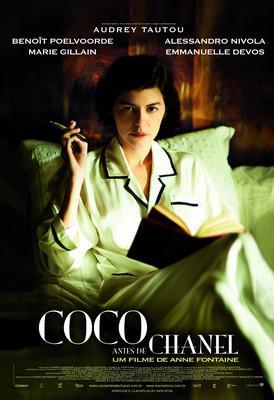 Coco avant Chanel - Poster - Brazil