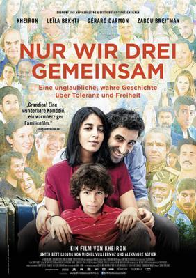 O los tres o ninguno - poster - Austria