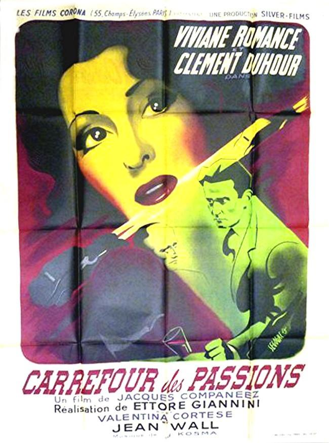 Carrefour des passions