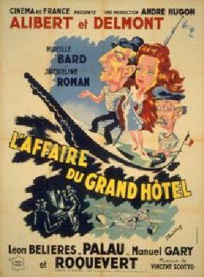 L'Affaire du Grand Hôtel
