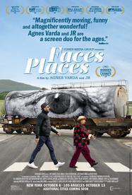Caras y lugares - Poster - USA