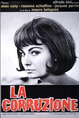 La Corruption - Poster - Italy