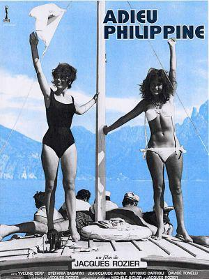 Adieu Philippine - Poster France