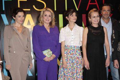 Délégation prestigieuse pour le Festival de cinéma français au Brésil