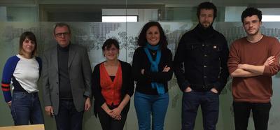 Los ganadores del «Premio AEFE MyFrenchFilmFestival»