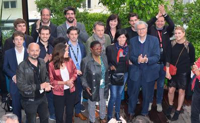 Portfolio Festival de Cannes 2018 - Remise des Prix UniFrance du Court Métrage - © Veeren/BestImage/UniFrance