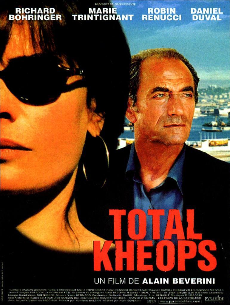 Total Khéops - Poster France