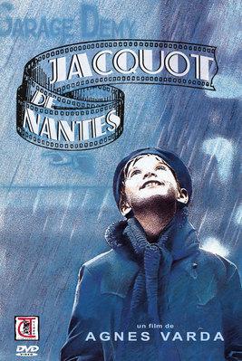 ジャック・ドゥミの少年期 - Jaquette DVD  France