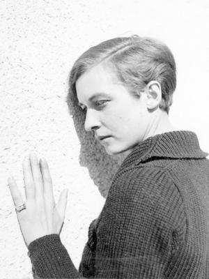 My name is Annemarie Schwarzenbach