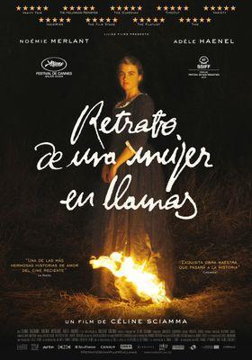 Portrait de la jeune fille en feu - Spain