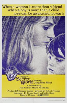 Secret World - Poster Etats-Unis