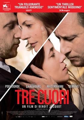 3 Hearts - Poster - Italy