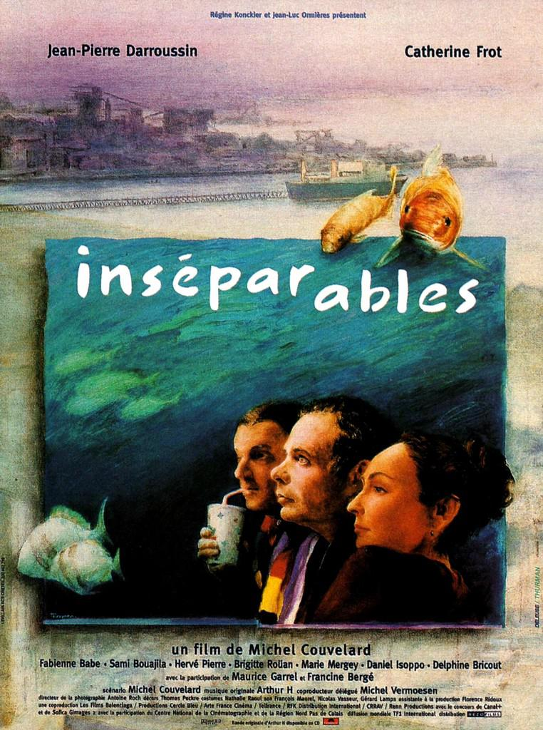 Inséparables - Poster France