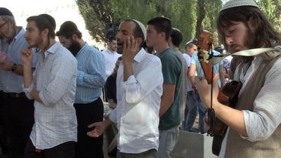 Israël, le voyage interdit - Partie 2 - HANOUKA - © Nour Films