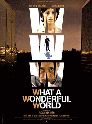 WWW : What a Wonderful World - Poster - France