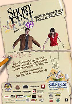 Festival Internacional de Cortometrajes de Palm Springs  - 2009