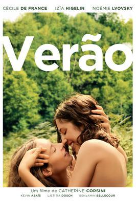 Un amor de verano - Poster - BR