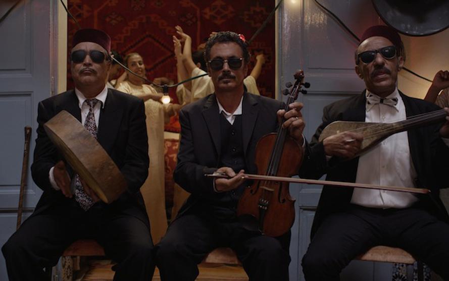L'Orchestre des aveugles