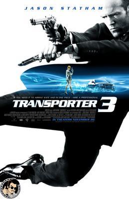 Le Transporteur 3 - Poster - USA