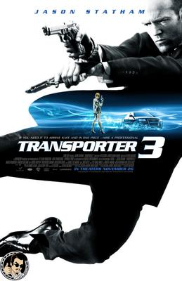 The Transporter III - Poster - USA