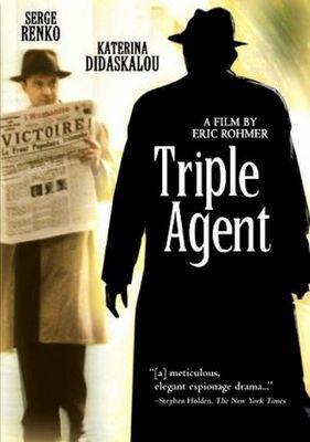 Triple agent / 三重スパイ - Poster - USA