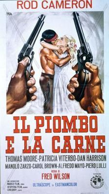 Bullet in the Flesh - Poster - Italy