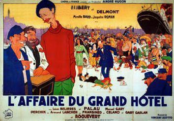 L'Affaire du Grand Hôtel