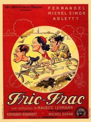 Fric-Frac - Poster France
