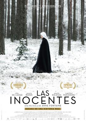 Les Innocentes - Poster - Spain