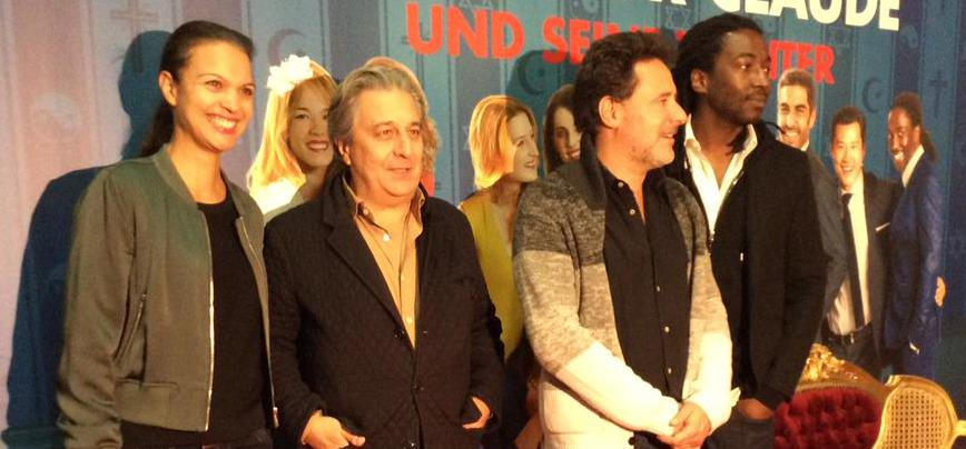 Germany honors Serial (Bad) Weddings with a Golden Screen Award